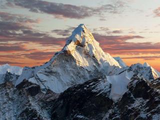 The Mountain wallpaper