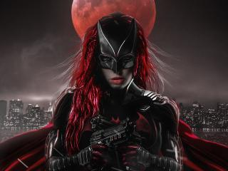 The New Batwoman Art wallpaper