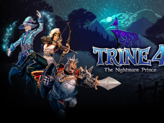 The Nightmare Prince Trine 4 wallpaper