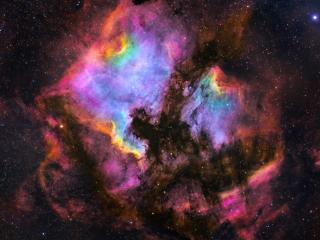 The North America Nebula wallpaper