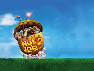 The Nut Job 2: Nutty By Nature Movie Poster wallpaper