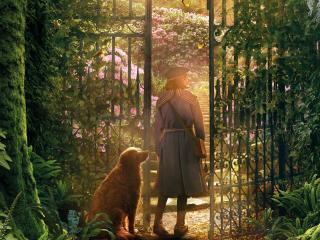 The Secret Garden wallpaper