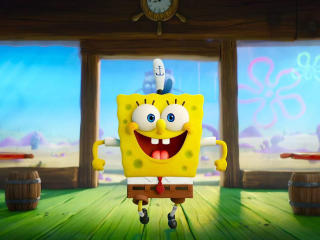 The SpongeBob Movie 4K wallpaper