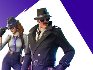 The Spy Within Fortnite wallpaper