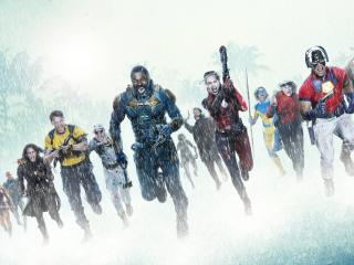 The Suicide Squad 2021 wallpaper