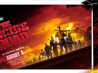 The Suicide Squad HD Rick Flag wallpaper