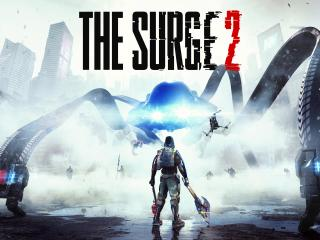 The Surge 2 Game 4K 8K wallpaper