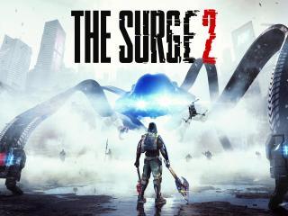 The Surge 2 Game 4K 8K wallpaper