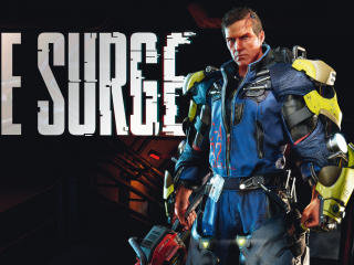 The Surge Game 2017 wallpaper