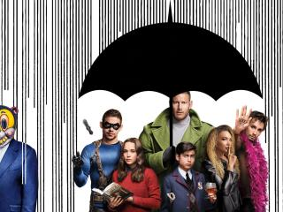 The Umbrella Academy 2019 wallpaper