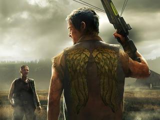 The Walking Dead Survival Instinct wallpaper