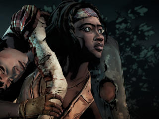 The Walking Dead The Telltale wallpaper