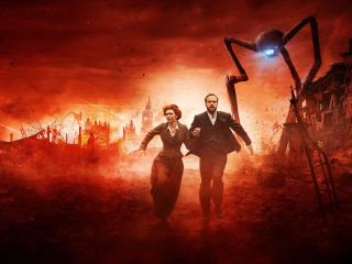 The War Of The Worlds BBC One wallpaper