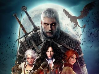 The Witcher 2019 wallpaper