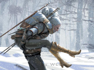 HD Wallpaper | Background Image The Witcher 3 Wild Hunt Artwork