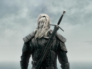 The Witcher Netflix Poster wallpaper
