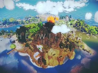 the witness, virtual reality glasses, ios wallpaper