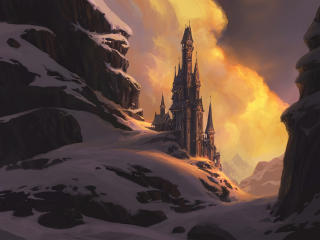 HD Wallpaper | Background Image The Wizard's Tower