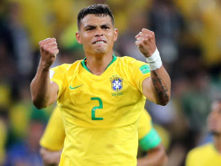 HD Wallpaper | Background Image Thiago Silva 2018 FIFA World Cup