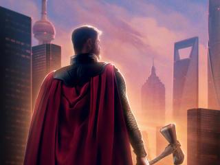 Thor Avengers Endgame wallpaper