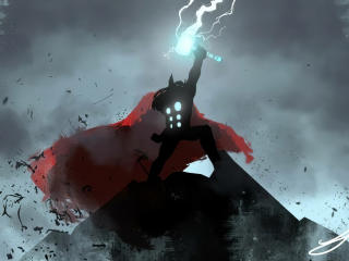 Thor Lighting New Art wallpaper