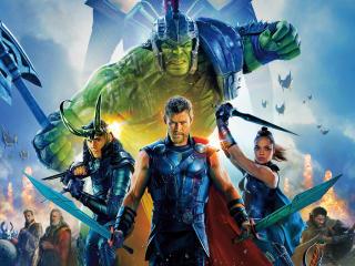Thor Ragnarok Poster 2017 wallpaper