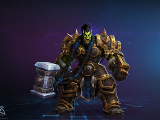 Thrall In World Of Warcraft wallpaper