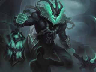Thresh League Of Legends New wallpaper