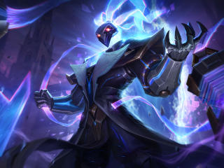 Thresh League Of Legends wallpaper