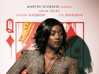 Tiffany Haddish The Card Counter Poster wallpaper