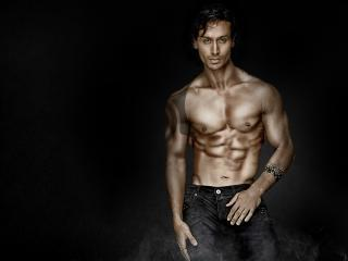 HD Wallpaper | Background Image Tiger Shroff Body Photoshoot