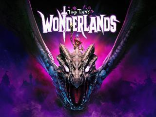 Tiny Tina's Wonderlands 2021 wallpaper