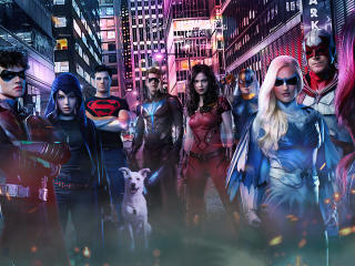 Titans Season 3 wallpaper