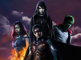 Titans Superhero wallpaper