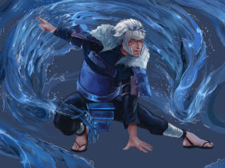 Tobirama Senju Artwork wallpaper