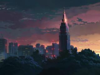 Tokyo Shinjuku wallpaper