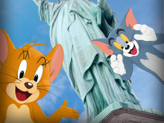 Tom and Jerry 2020 wallpaper