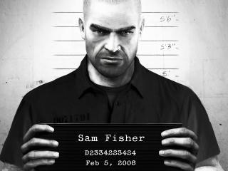 Tom Clancy's Splinter Cell Double Agent wallpaper