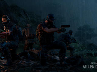 Tom Clancys Ghost Recon Wildlands Fallen Ghosts DLC wallpaper