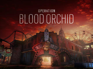 Tom Clancys Rainbow Six Siege : Operation Blood Orchid wallpaper