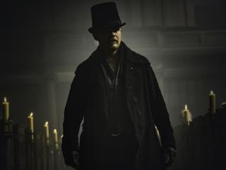 Tom Hardy in Taboo Season 1 wallpaper