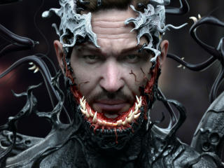 Tom Hardy Venom wallpaper