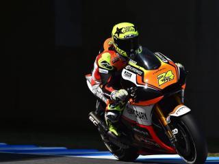 toni elias, motorcycle, races wallpaper
