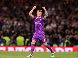 Toni Kroos HD Real Madrid wallpaper