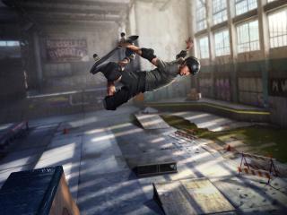 Tony Hawk Pro Skater 2 Remake wallpaper