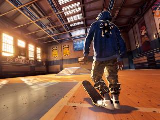 Tony Hawk's Pro Skater 1 Remaster wallpaper