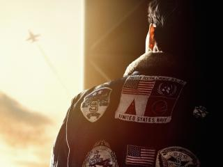 HD Wallpaper | Background Image Top Gun Maverick Poster