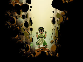 Toph Beifong Avatar wallpaper