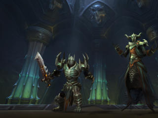 Torghast In WoW Shadowlands wallpaper