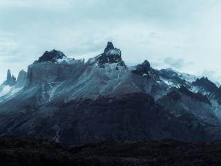Torres Del Paine 4k wallpaper